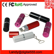 Promotional Channel Lipstick USB 1GB 2GB 4GB 8GB 16GB 32GB 64GB