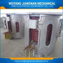 5kg Medium Frequency Induction Furnace For Steel