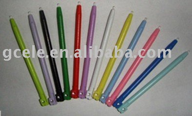 colors touch pen for ndsi stylus pens