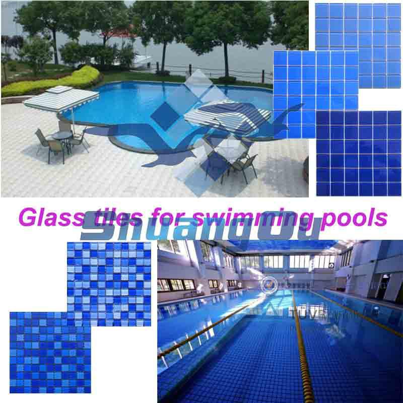 blau und wei mischfarbe gro handel preis glasmosaik f r schwimmbad fliesen mosaik produkt id. Black Bedroom Furniture Sets. Home Design Ideas