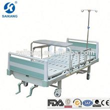 FDA Factory Detachable Hot Sell Manual Stryker Hospital Beds