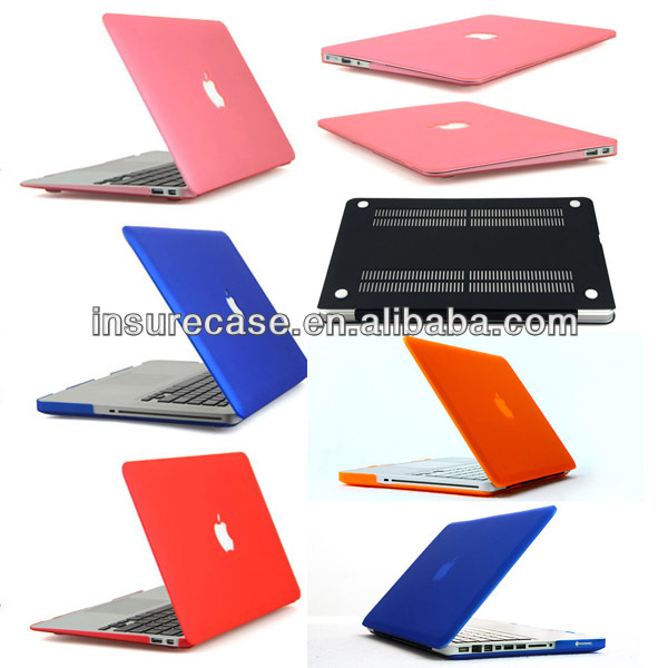 For macbook pro case,17'' hard case for macbook pro,Hard clear crystal case for Macbook Pro (13.3/15.4 inch also available)