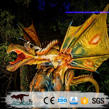 OA-PL-05 life size dragon model