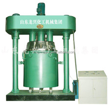 Vacuum Planetary Mixer for silicon