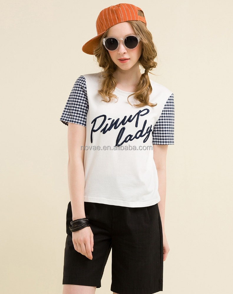 Online Shopping Clothes , Modern Girl Dress , Young Ladies Fashion Tops