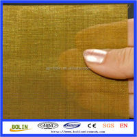 Brass/copper gauze wire mesh(Factory)