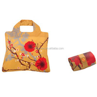 wholesale reusable foldable shopping bag,custom fabric shopping organic cotton bag