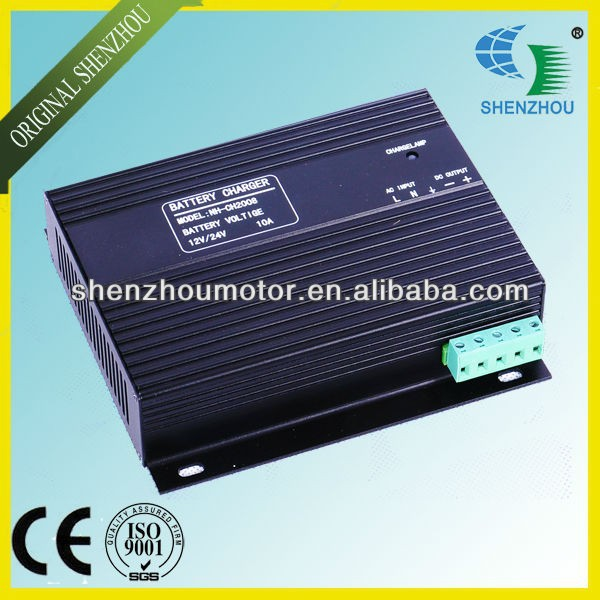 Diesel engine/generator battery charger ZH-CH28 10A
