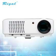 RD-804 Competitive Price Full HD 3D LED Mobile Phone Projector Android 4.2 1024*768 with Multi-input Wireless Connect to Wifi