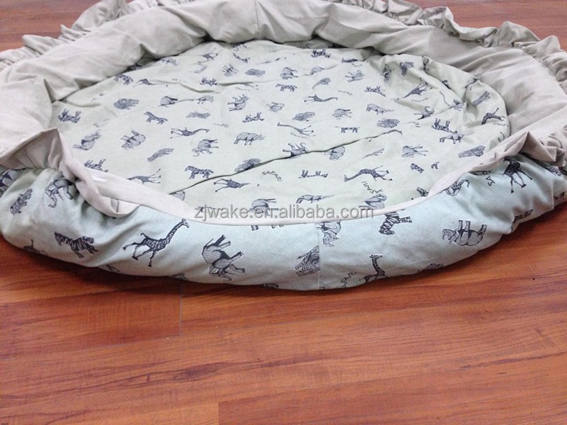 Dog kennel pet products Autumn and winter Thickening pet beds