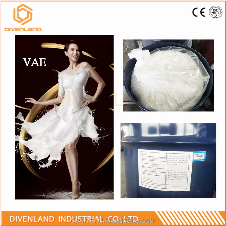 Strong viscosity ethylene vinyl acetate suppliers emulsion polymerization eva glue for film laminating