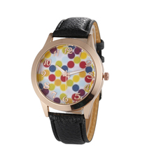 2016 fashion design watch promotional watch gifts for women