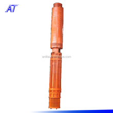 High pressure horizontal centrifugal submersible pump