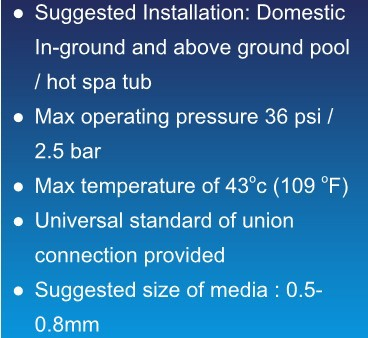 Emaux pool cleaning equipment , swimming pool equipment