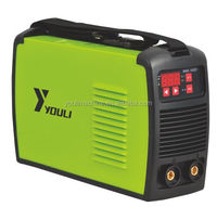 80% duty cycle digital plate IGBT mma 160 inverter welding machine