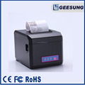 80mm with auto-cutter thermal pos printer/ pos 80 printer