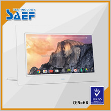 10.1 inch lcd advertising screen in advertising displayer for android 4.4 led tablet touch panel with wifi/3G/SD card