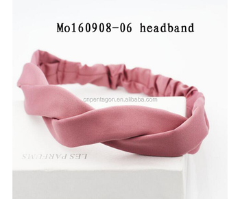 2016 new hair band lovely lady head band bandanas