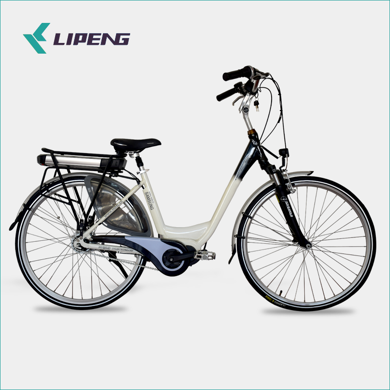 Cheap 700C 36v 250w adult city electric bike mid drive