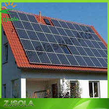 solar panels with built in inverters 250W mono solar pv modules for solar home system