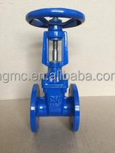 High quality from china rising stem gate valve FCD-S, cast iron gate valve