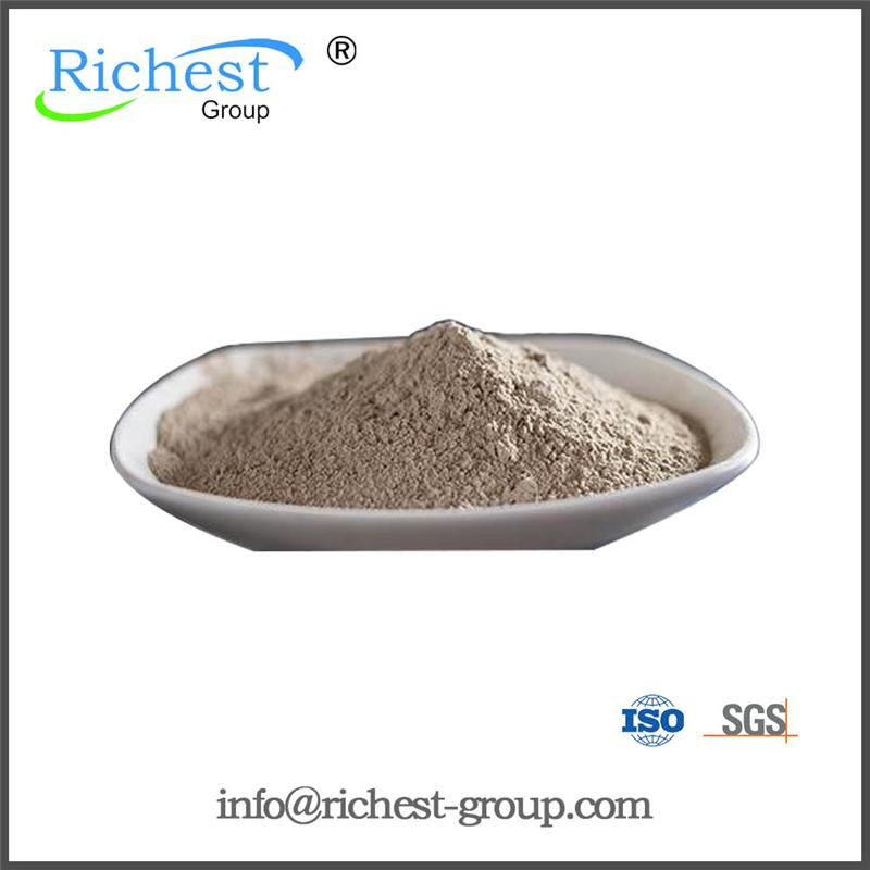 Activated bleaching powder filter clay for oil decoloring