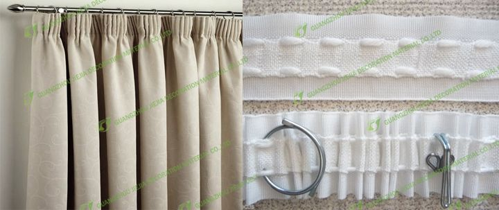 Sabicort tape/pencil pleat pleat curtain tapes