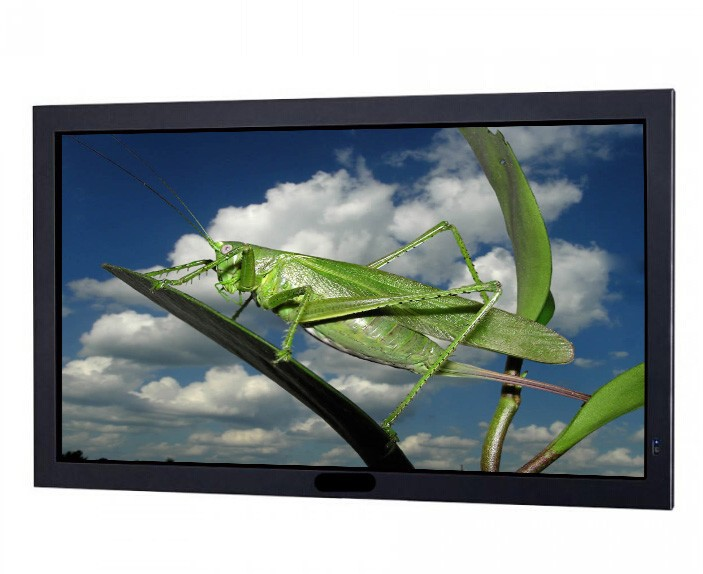 "42"" 1080P Outdoor All-Weather LED TV for permanent outdoor installation"