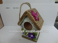 Hot selling ceramic butterfly house decoration garden