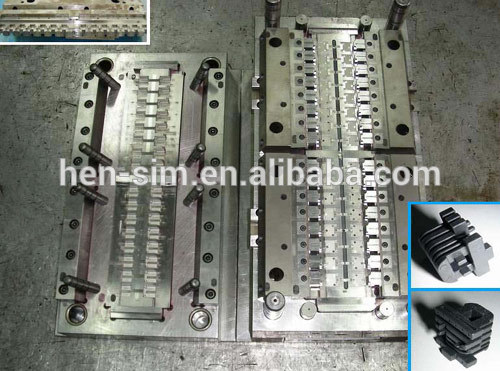 Injection moulding practical cable spool mould injection maker