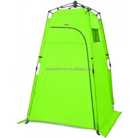 Portable instant open pop up changing clothes tent/ toilet tent