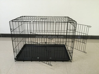 steel wire dog house cage