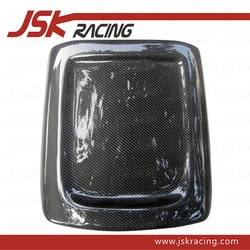 1998-2005 CARBON FIBER CHAIR COVER FOR BMW E46 M3 (JSK080319)