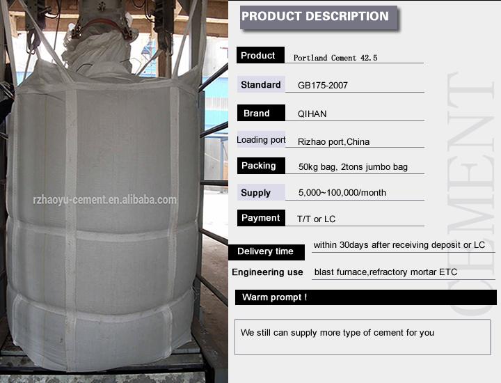 Portland Cement Product : Cemento portland buy