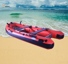 JS inflatable boat/inflatable boat motor/ Rigid hull Aluminum floor Inflatable sport boat