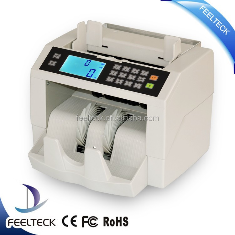 hot-selling vacuum money counter,banknote verifier,card counting machine