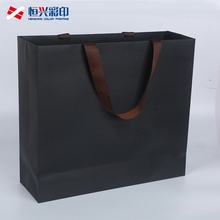 customized cheap craft paper shopping bag