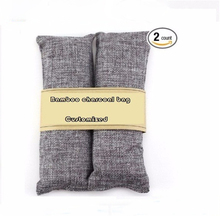 Odor absorber bags bamboo charcoal activated carbon deodorizer