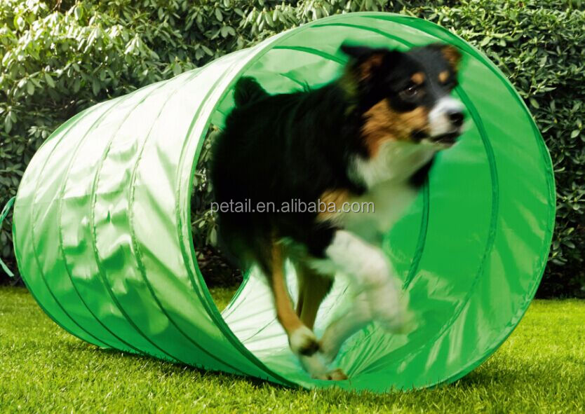 Dog Agility Tunnel