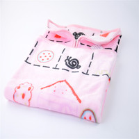 Muslin swaddle alibaba china home textile blanket in china cheap flannel blanket luxury super soft fabric for baby blanket