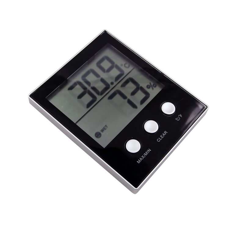 The latest digital big screen temperature hygrometer BJ-905