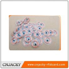 China RFID NFC tag for mobile phone payment