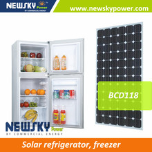 new product DC12v24v home appliance solar refrigerator mini refrigerator