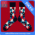 Cheap custom 100% polyester socks