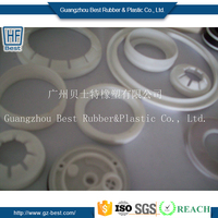 PPS valve plate of injection plastic parts