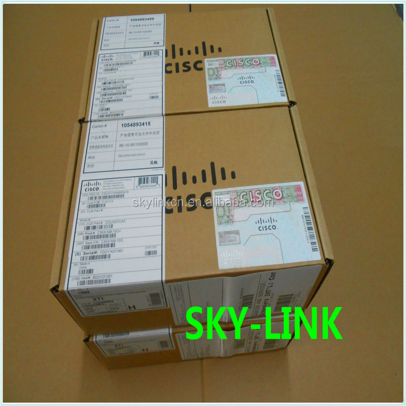 Cisco NIB Network modules C3KX-NM-10G