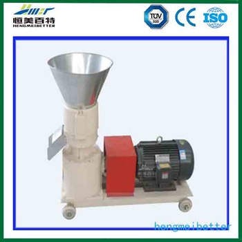 Easy maintainance poultry turkey wood pellet machine with cheapest price