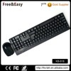 Colored wireless keyboard and mouse combo wireless keyboard for hisense smart tv