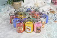 Catholic Religious Candles Church Supply, Custom Religious Candles, Glass Religious Candles