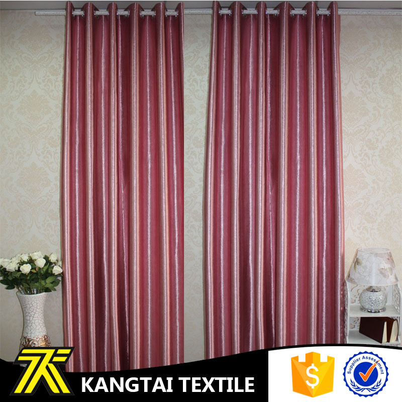 Kangtai textile new design curtain 2016 for home hotel for New home products 2016